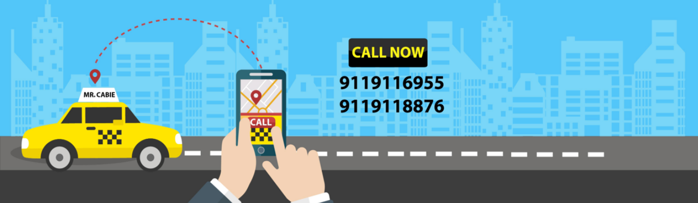 Taxi services in Noida for Outstation